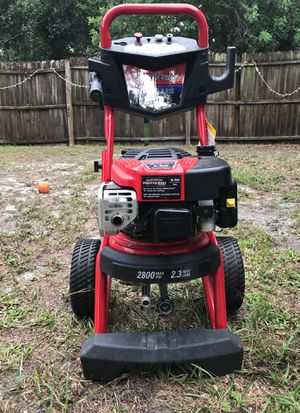 Barely used pressure washer for Sale in Clearwater, FL