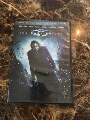 The Dark Knight special edition Movie for Sale in Fresno, CA