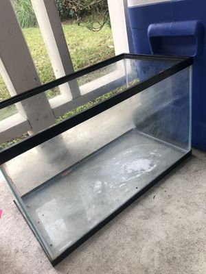 10 gallon aquarium for Sale in Vidor, TX