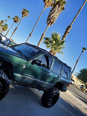 2000 Jeep cherokee Xj sport for Sale in Chiriaco Summit, CA