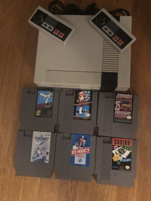 Nintendo Nes for Sale in Silver Spring, MD