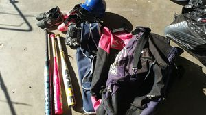 Softball gear for Sale in Poway, CA