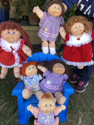 Cabbage patch dolls for Sale in Sacramento, CA