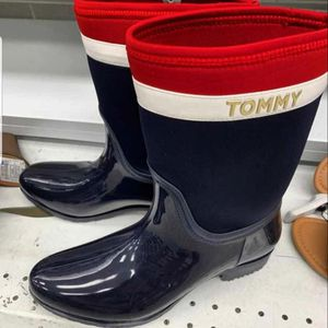 New rubber boots by Tommy Hilfiger for Sale in North Miami Beach, FL