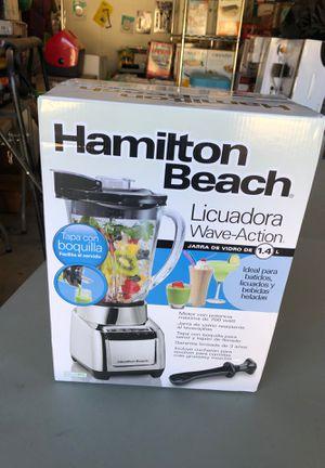New Hamilton Beach wave action Blender for Sale in Houston, TX