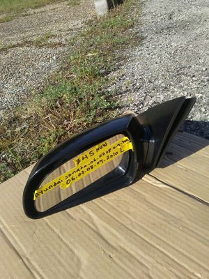 Auto parts 2006- 2007-2008- 2009 HYUNDAI SONATA MIRROR for Sale in Dallas, TX