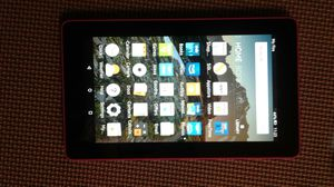 Amazon fire tablet factory reset no scratches 6 available for Sale in Hayward, CA