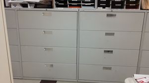 File cabinets 4 drawers for Sale in San Diego, CA
