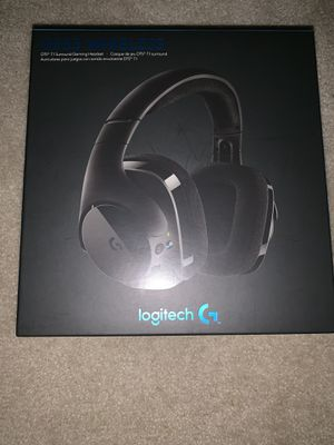 Logitech G533 Wireless Gaming Headset Pro-Audio Drivers for Sale in Melbourne Village, FL