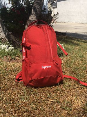 Supreme SS18 Backpack for Sale in Torrance, CA
