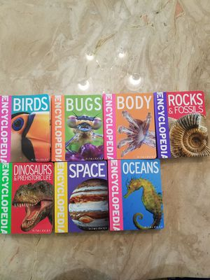 Mini Encyclopedias book for kids for Sale in Cleveland, OH