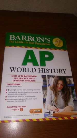 AP World History for Sale in Las Vegas, NV