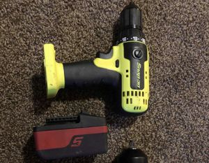 Snap on drill only battery for Sale in Gambrills, MD