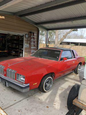 1978 cutlass for Sale in Houston, TX