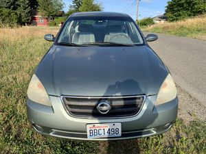 2002 Nissan Altima automatic for Sale in Seattle, WA