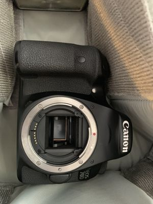 Canon 70D + Sigma Art 70-200 2.8 bundle (Canon) for Sale in Duluth, GA