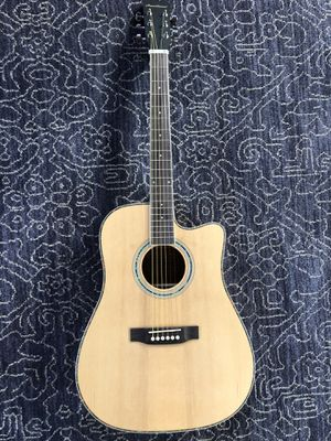 Ameritone AT-8100PK Full Size Acoustic Guitar ( Open box never Used) for Sale in Fremont, CA