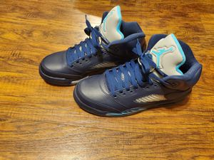 Retro Jordan Midnight 5s - size 7y for Sale in Raleigh, NC