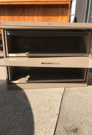 file cabinet for Sale in Wichita, KS