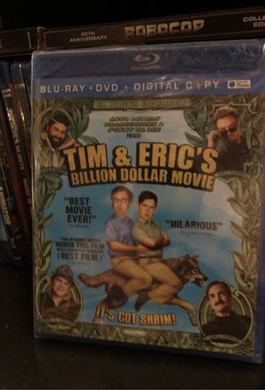 Tim and Eric billion dollar movie new for Sale in Chula Vista, CA