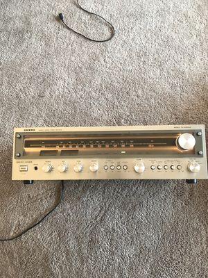 Vintage ONKYO Receiver Quartz Locked Stereo Tx-4500 MKE2 for Sale in Vallejo, CA