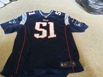 NE Patriots/ Jerod Mayo Football Jersey for Sale in Washington,  DC