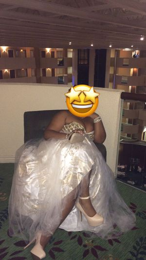 Plus size Prom Dress for Sale in Gaithersburg, MD