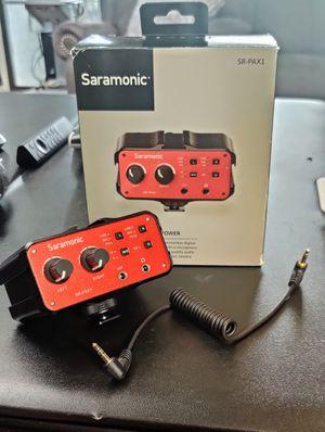 Saramonic SR-PAX1 for Sale in Falls Church, VA