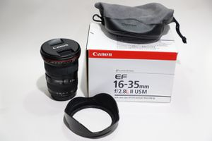 Canon ef 16-35mm f/2.8L II USM for Sale in Franklin Park, IL