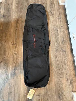 NWT Burton 156cm wheelie gig travel bag for Sale in Seattle, WA