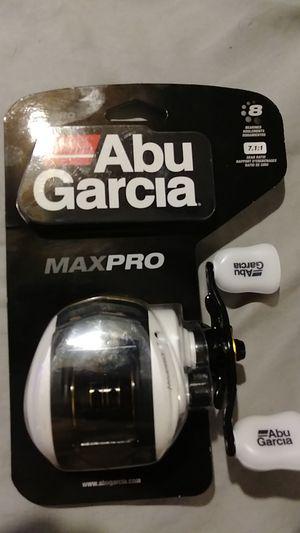 Abu garcia max pro for Sale in Arlington, TX