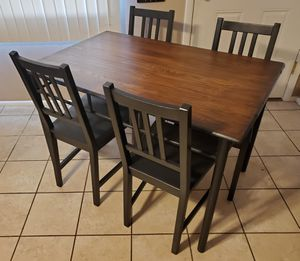 IKEA Dining Table and 4 Chairs for Sale in Phoenix, AZ