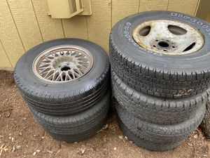 Wheels and tires for Sale in Hillsboro, OR