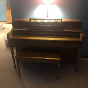 Wurlitzer Piano And Bench for Sale in Orland Park, IL
