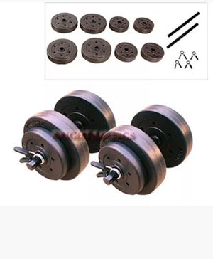 Gold's gymn adjustable dumbbells for Sale in Beaumont, TX