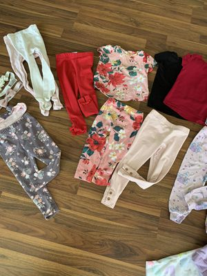 Toddler kids girls size 2T tights, brand new headbands, leggings, pajamas and sets for Sale in Apopka, FL