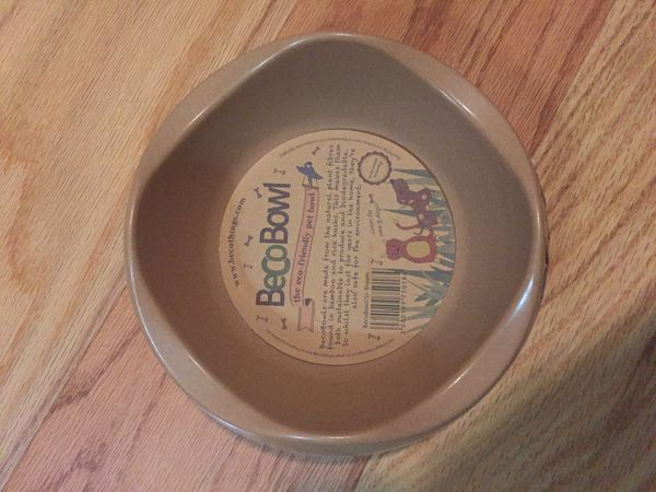 Beco Bowel (eco-friendly pet bowel)