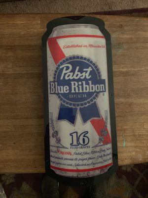 Pabst Blue Ribbon LED for Sale for sale  Chandler, AZ