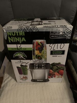 Nutri Ninja Blender for Sale in Silver Spring, MD