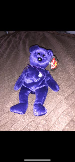 Princess Diana beanie baby. for Sale in Inman, SC