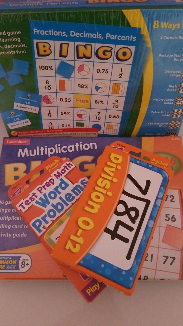 Math /flashcards/ learning/ games ~ Juegos de aprendizaje / tarjetas de matematicas
