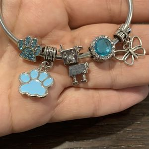5 Charms for Pandora bracelet for Sale in Fullerton, CA
