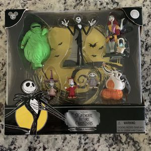 Nightmare Before Christmas Collectible Figure Set for Sale in Winter Garden, FL