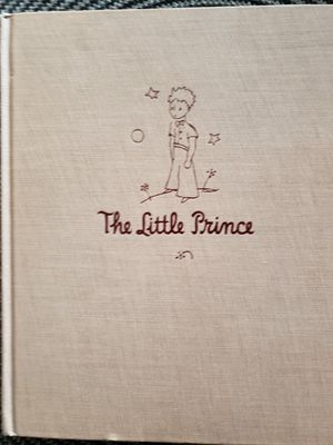 Hardcover first edition the little prince for Sale in La Habra Heights, CA