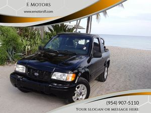 Kia spirtage convertible...runs and drives excellent for Sale in Miami, FL
