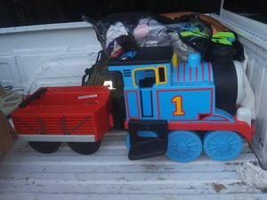 Thomas the train ridee and tracks for Sale in Jackson, MS