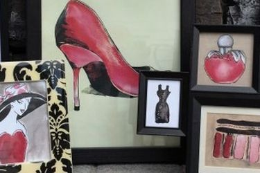 Fashion boutique art set for Sale in Snohomish,  WA