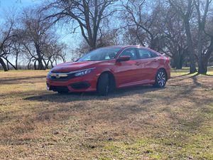 2017 Honda Civic for Sale in Arlington, TX