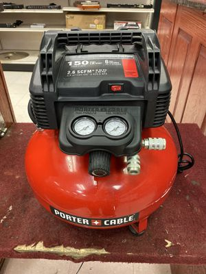 Porter cable compressor for Sale in Austin, TX