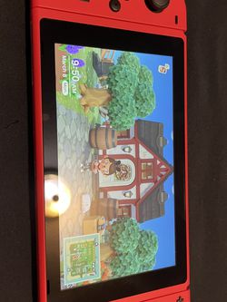Mario Red Edition Nintendo Switch Trade For AC Version for Sale in Camas,  WA